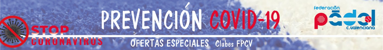 Ofertas clubes Stop covid19
